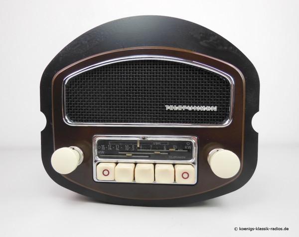 Telefunken special radio for Porsche 356 Pre A, 1953-55
