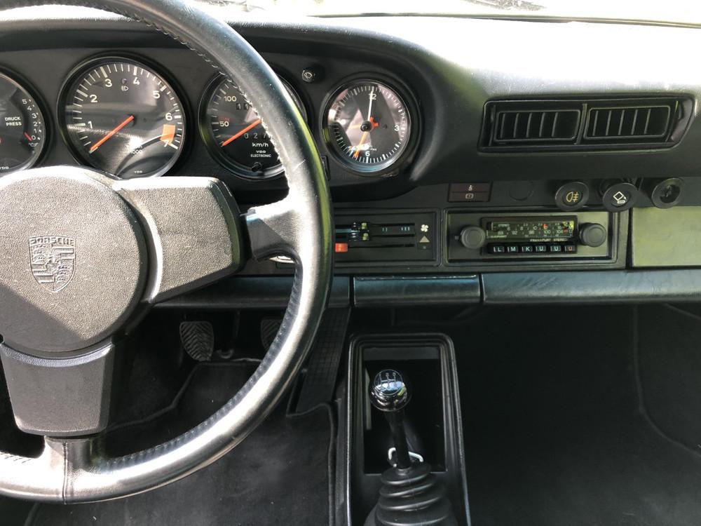Blaupunkt Frankfurt Stereo for Porsche 911 late 70s and 80s, G-Model