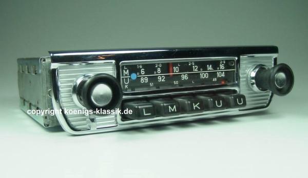 Blaupunkt Frankfurt für BMW 1,5 - 1,8  neue Klasse