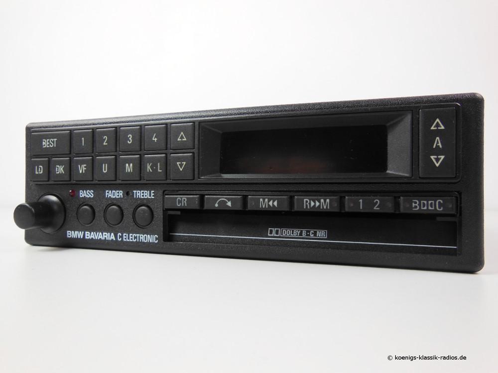 becker bmw bavaria c electronic be 729 k nigs klassik radios. Black Bedroom Furniture Sets. Home Design Ideas