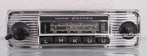 Becker Europa Universalgerät Typ 1