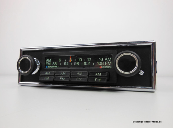 Blaupunkt Frankfurt Stereo, export version for Youngtimer #1