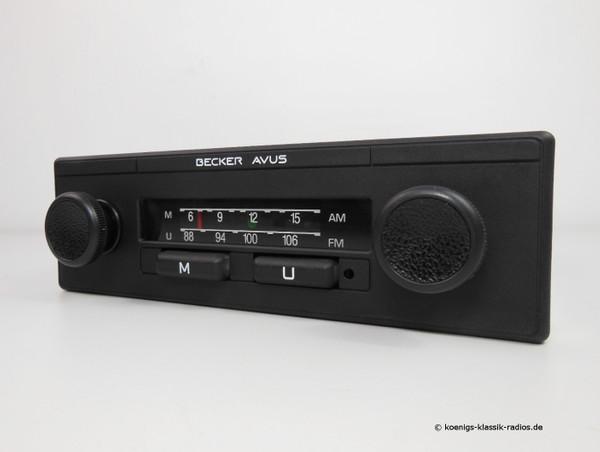 Becker Avus Universal Radio with 20 watts