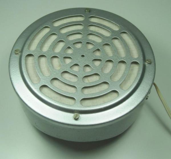 Lautsprecherbox im Metallgerhäuse #Box5