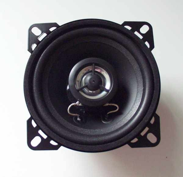 2-way loudspeaker 10 cm for Merc. Benz 107 and others
