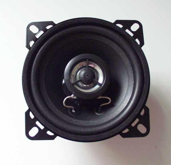 2-Wege Lautsprecher 10 cm für Merc. Benz 107 und andere
