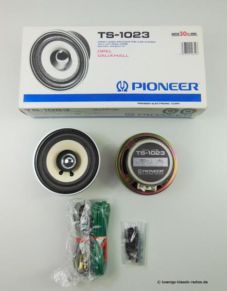 Pioneer Lautsprecher-Set TS-1023 - Ø 10 cm