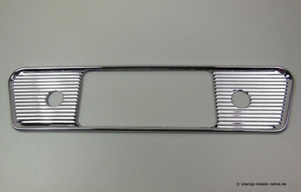 Blaupunkt Blende für Jaguar E Typ, Lancia, VW 1500/1600 und andere #311