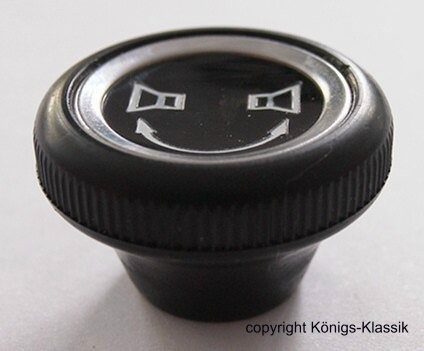 Knob for stereo fader control #107