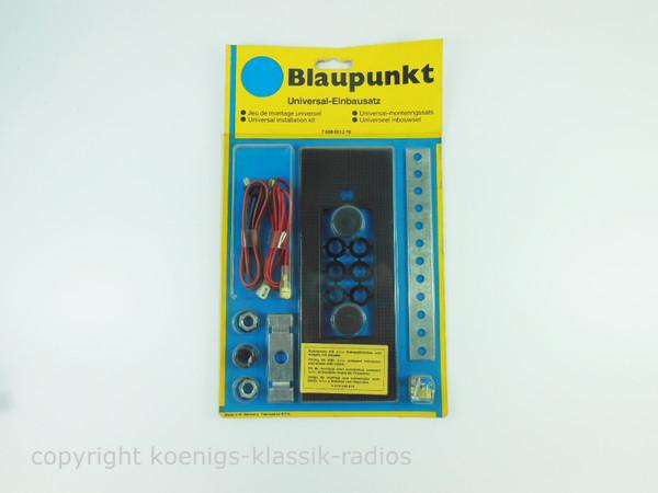 Original Blaupunkt Universal Radio-Einbausatz #B01