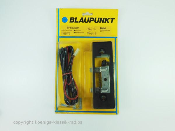 Original Blaupunkt Radio Einbausatz für BMW 316,318,320,323i - 8/82 #B10