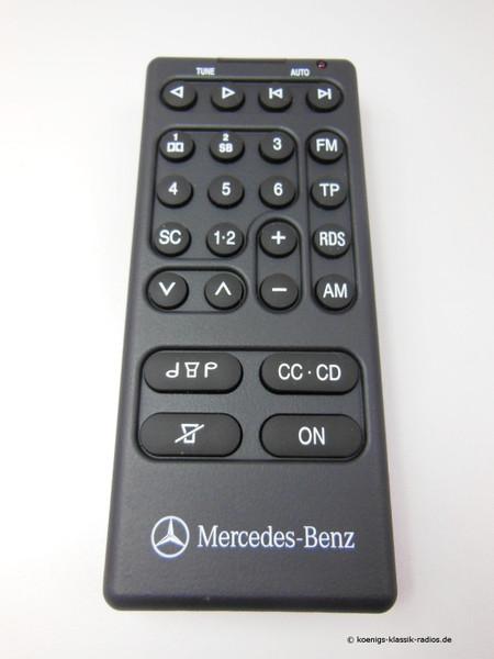 Becker IR remote control for Mercedes Benz Exquisit
