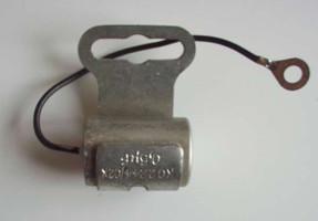 Entstörkondensator alte Ausführung 0,47/0,5 µF