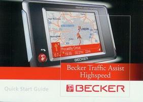 bedienungsanleitung quick start guide traffic assist. Black Bedroom Furniture Sets. Home Design Ideas