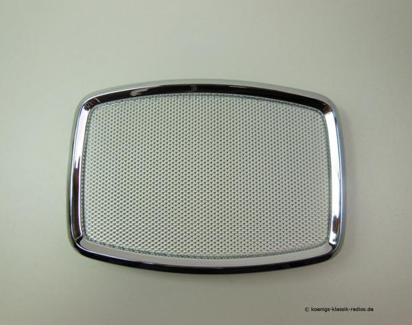 Universal Lautsprecher-Abdeckung eckig 10x14cm, #Grill5