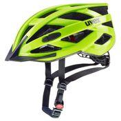 UVEX Fahrradhelm UVEX I-VO 3D Gr. 52-60 cm, neon yellow