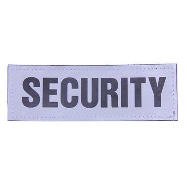 Reflektorstreifen SECURITY (15x5 cm)