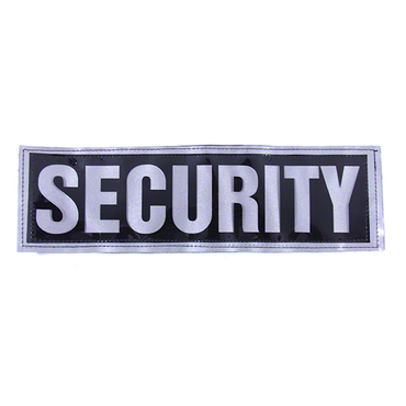 Reflektorstreifen SECURITY (32x10 cm)