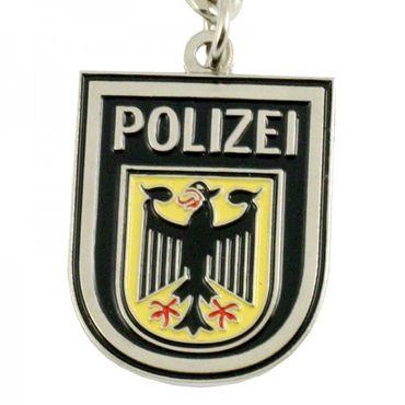 Schlüsselanhänger Hoheitsabzeichen Bundespolizei