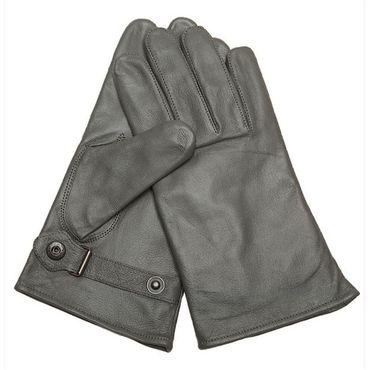Bundeswehr BW Lederhandschuhe grau