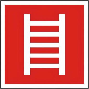 Schild Symbol Leiter nach BGV A8 / F 04 versch. Varianten