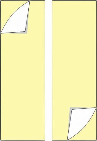 Montagehilfe ( doppelseitig klebend ) für alle ( Alu und Kunststoff ) Fahnen und Nasenschilder - versch. Größen