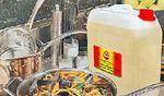 Metzger Essig 10 Liter aus Branntwein mit Süßungsmittel