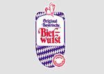 55/20 Bierwurst (Original Bayerische) Druck: 3-farbig 1 Bund