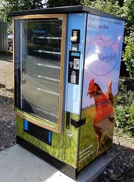 Gekühlter Metzgerautomat - Grillfleischautomat - Wurstautomat - Fleischautomat - Steakautomat / Neugerät mit individuellem Ausbau  – Bild 4