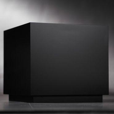 Safretti Ethanolkamin CUBE B1 schwarz 59 cm – Bild 4