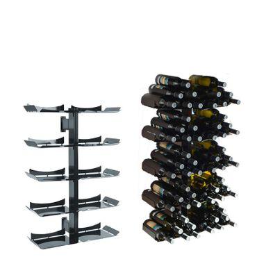 Radius Wine Tree Weinregal Wand klein für 60 Weinflaschen - 732 a