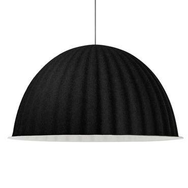 Muuto Under the Bell Lamp Black Deckenleuchte schwarz 10081