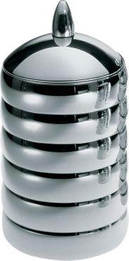 Alessi Küchendose Kalisto 2  breite Ringe CB02