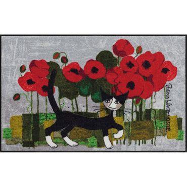 Rosina Wachtmeister Fußmatte Lifestyle Poppywalk 75x120 cm SLD1095-075x120