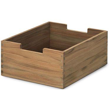Skagerak Cutter Box klein aus Teak 26 x30x14 cm Kasten