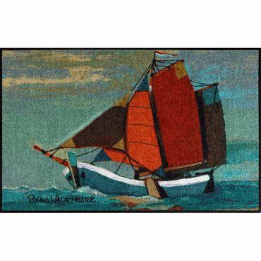 Rosina Wachtmeister Fußmatte waschbar Sail Away 50x75 cm SLD1313-050x075