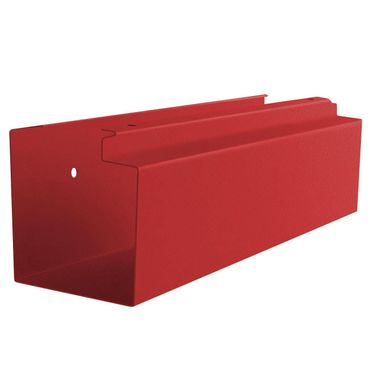 Radius Zeitungsrolle rot eckig Letterman 505-l-rot