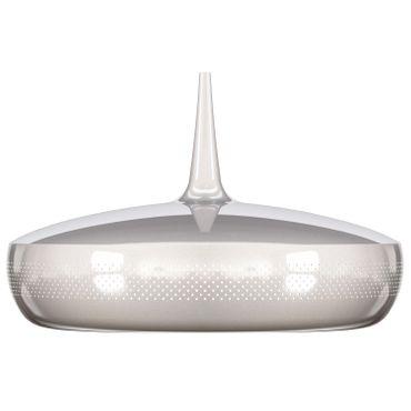 Umage / VITA Clava Dine Steel Lampenschirm grau 43 x 43 x 28 cm Lampe