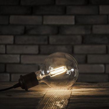 Umage / VITA Idea LED Lampe E27 3W (A++)  H 17,6 D 12,5 cm Leuchtmittel – Bild 2