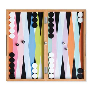 Remember Backgammon 24,5 x 45,5 x 5,5 cm