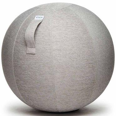 Vluv Stov Stoff-Sitzball Durchmesser 60-65 cm Concrete / Hellgrau