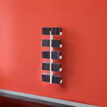 Radius CD-Baum Regal weiss Wand 1 klein 722 B
