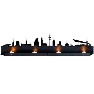 Radius Licht Hamburg Teelichthalter - 711 d
