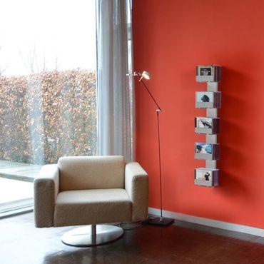 Radius CD-Baum Regal silber Wand 2 klein 726 C – Bild 2