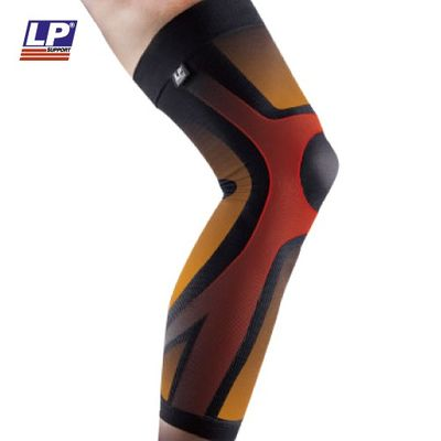 LP Support 272 Power Sleeve Kompressions-Beinbandage – Bild 5
