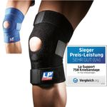 LP Support 758 offene Wickel-Kniebandage