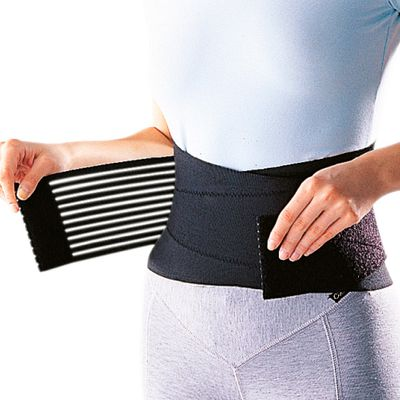 LP Support 919 Rückenbandage mit Stabilisierungsstäben – Bild 2
