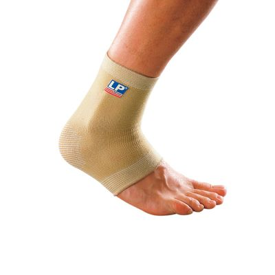 LP Support 944 Basic Knöchelbandage hautfarben – Bild 1