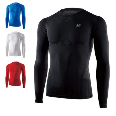 LP Support 230Z EmbioZ Shoulder Support Compression Top L/S - Langarm Kompressionsshirt – Bild 1