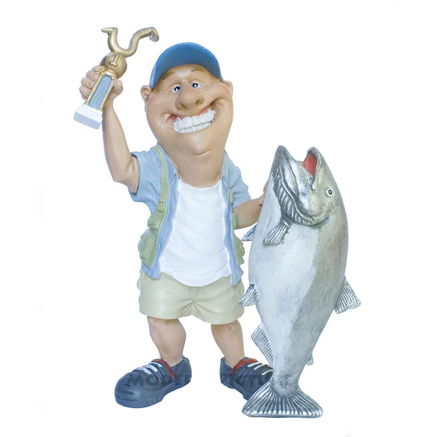 Angler Beruf